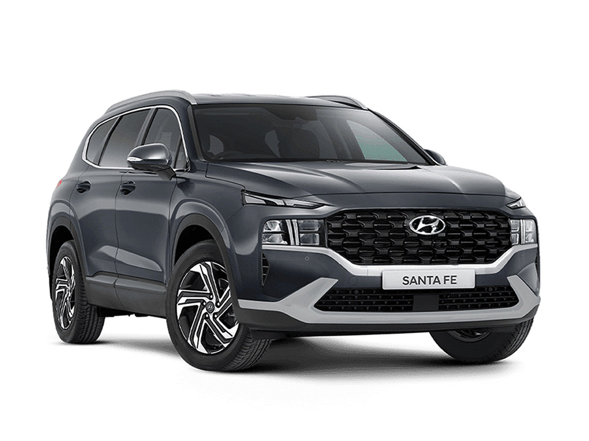 Hyundai Santa Fe cash & credit